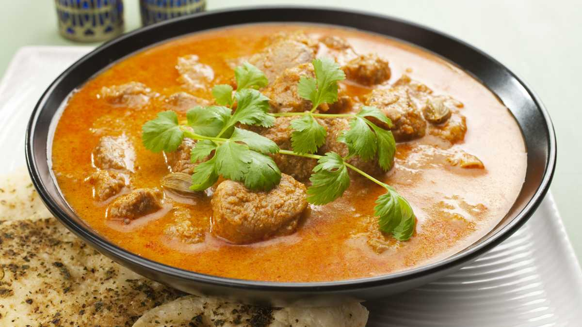 Because Curry is Delicious